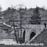 the bridge, seen from the other side with the aqueduct on the left